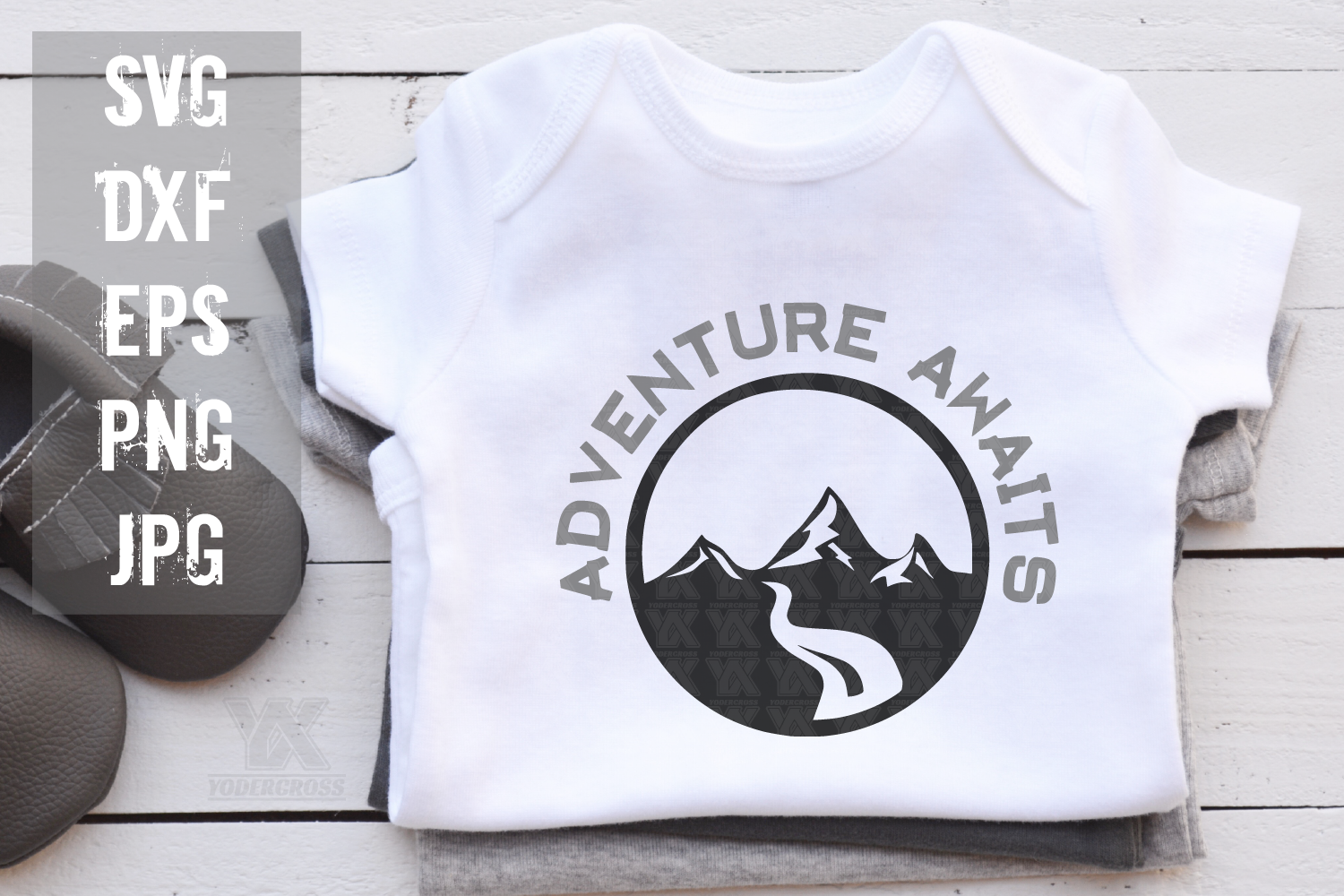 Adventure Awaits SVG example image 1
