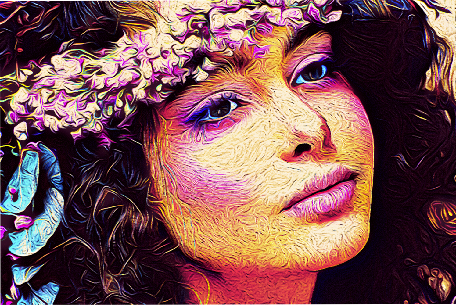 Realistic Digital Painting Effect 2.0 example image 19