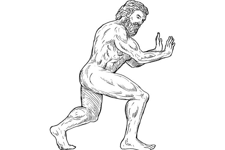 Hercules pushing example image 1