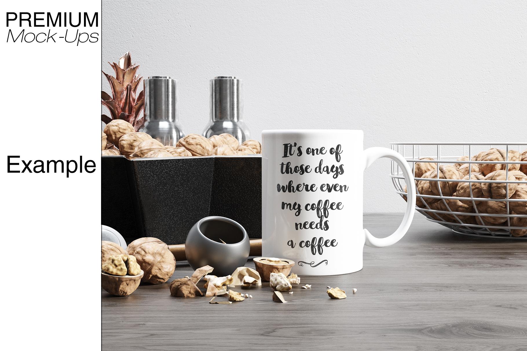 Mug Mockups - Many Shapes example image 10