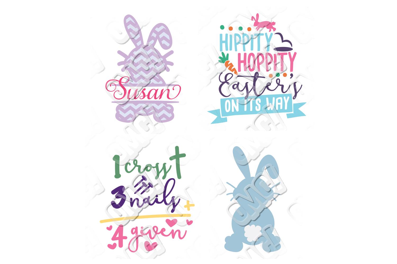 Easter SVG Bundle example image 3