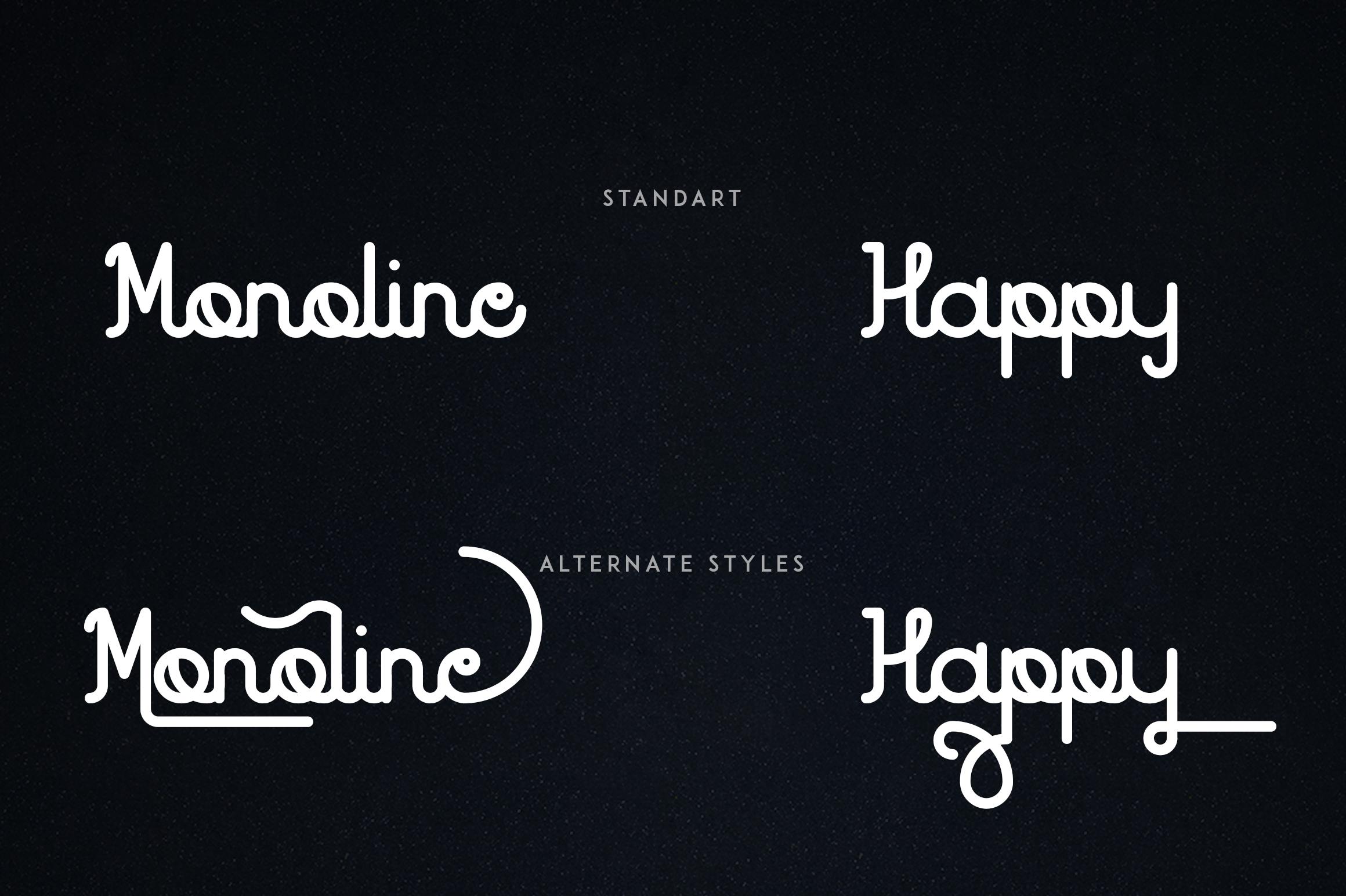 Godlike font + Logo Templates example image 2