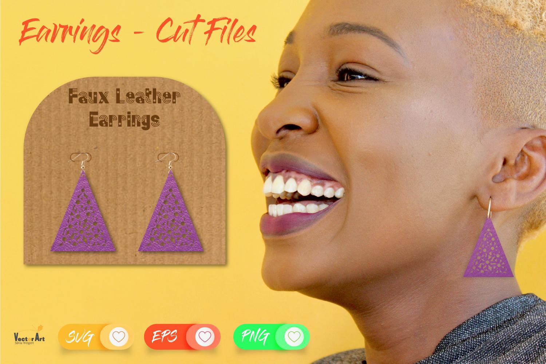 5 Earrings - Mini Bundle - Cut files example image 8