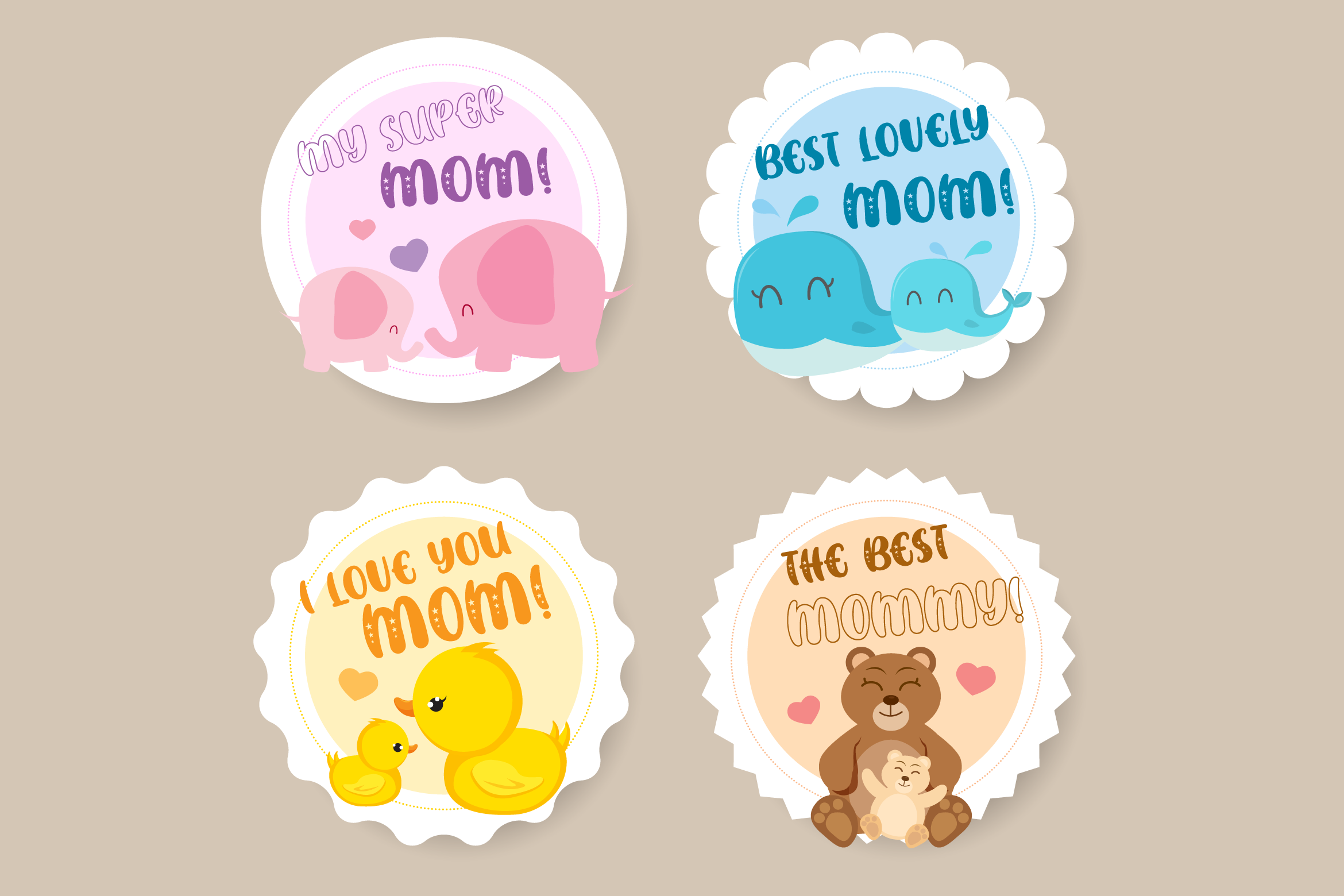 Sweet Duck - A Cute Sans Font example image 4