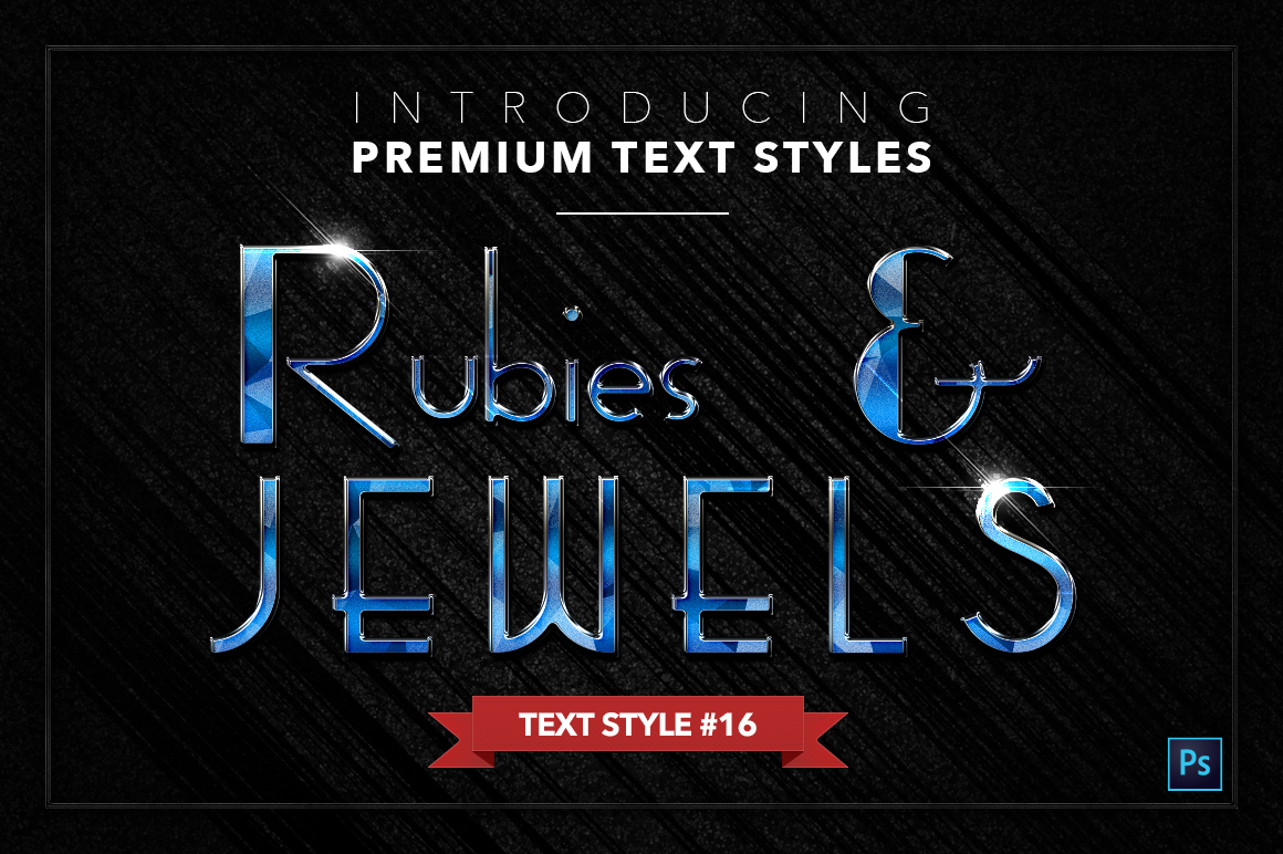 Rubies & Jewels #1 - 20 Text Styles example image 17