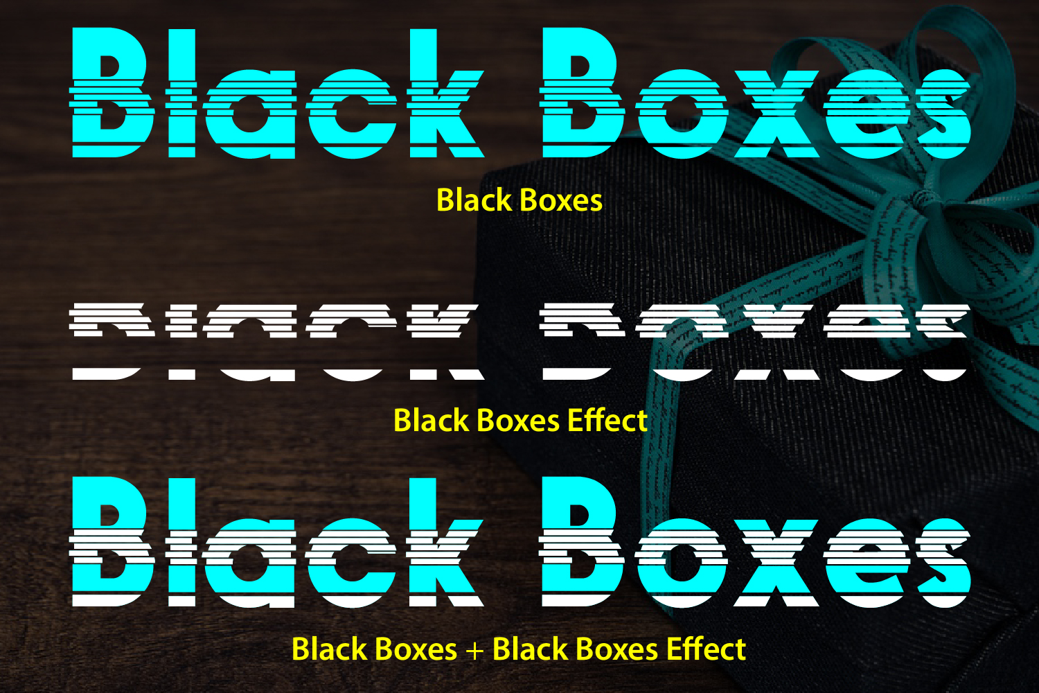 Black Boxes example image 3