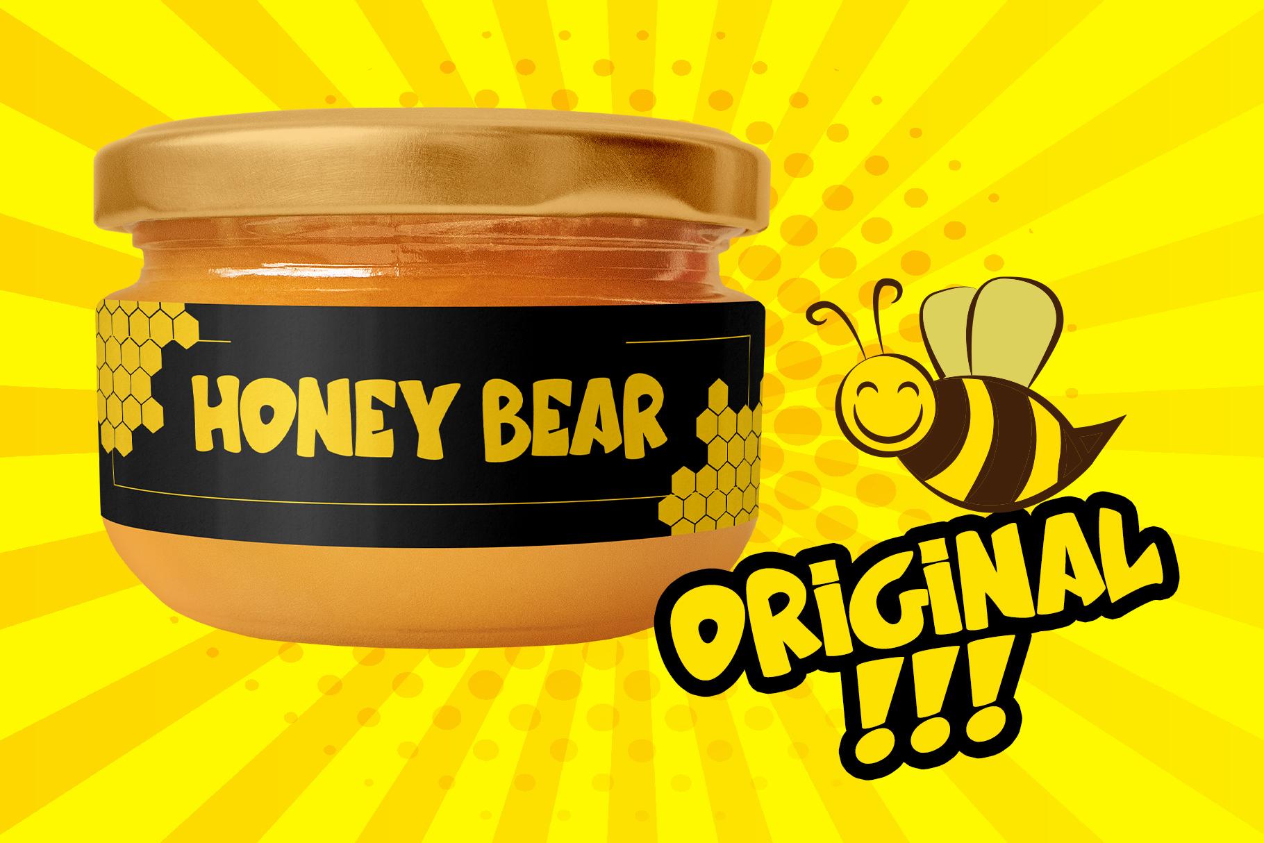 Honey Bear example image 5