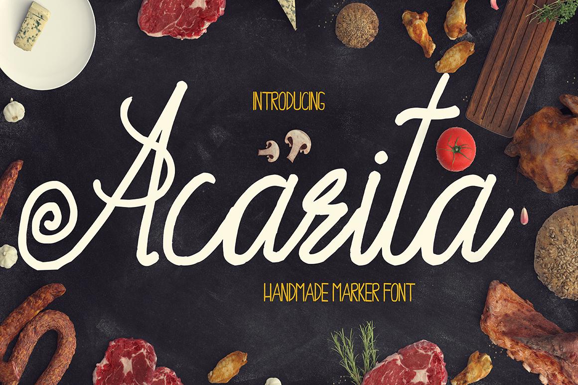 Acarita example image 1