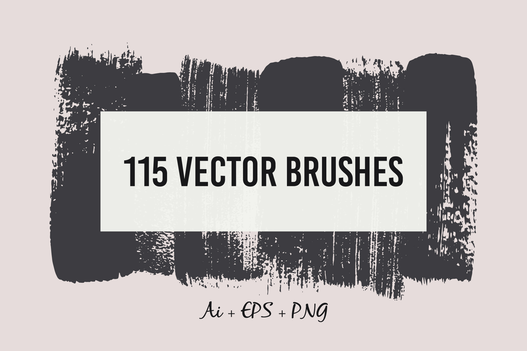 115 Vector Brushes example image 1