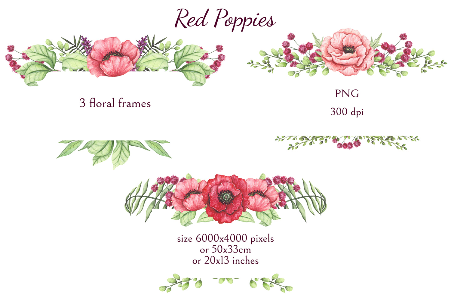 Red Poppies example image 6
