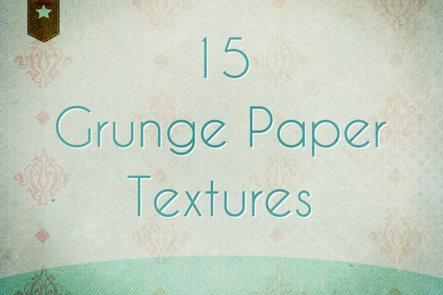 grunge papers texture pack example image 1
