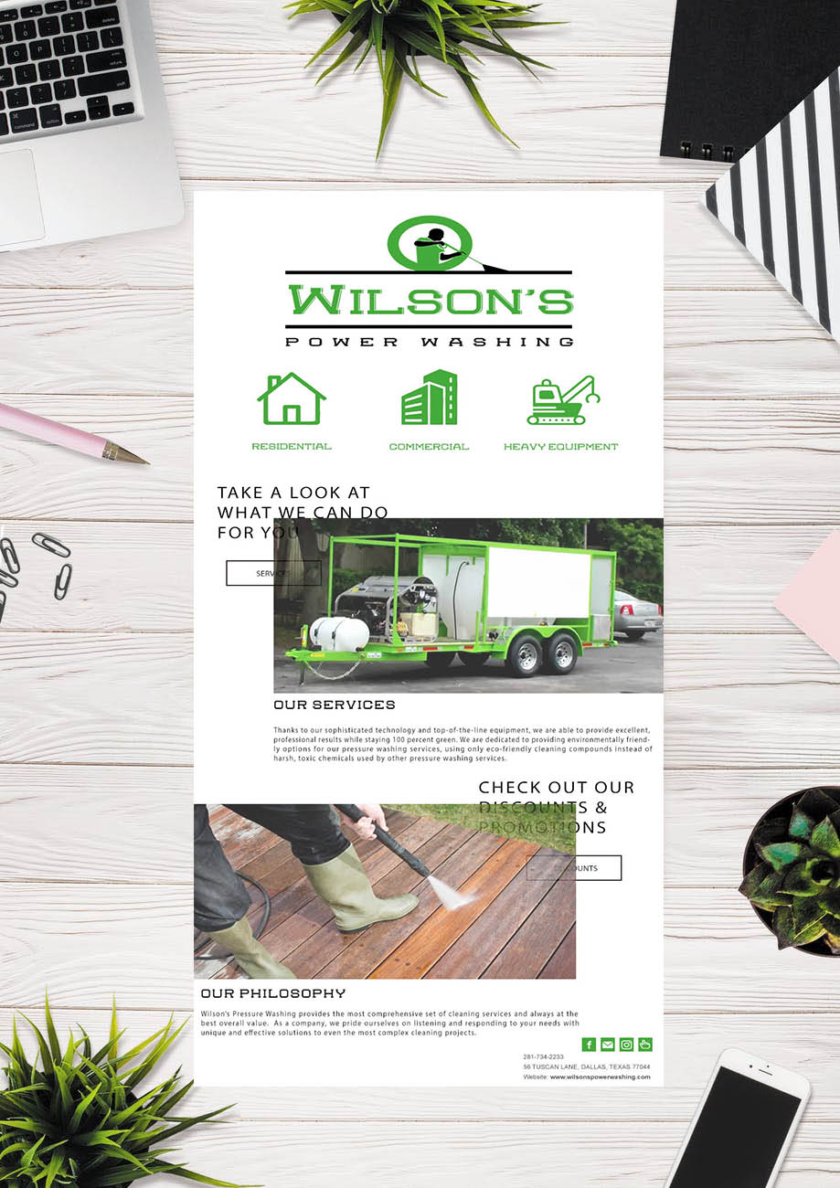 Newsletter Template/ Email Template/ Newsletter Download example image 3