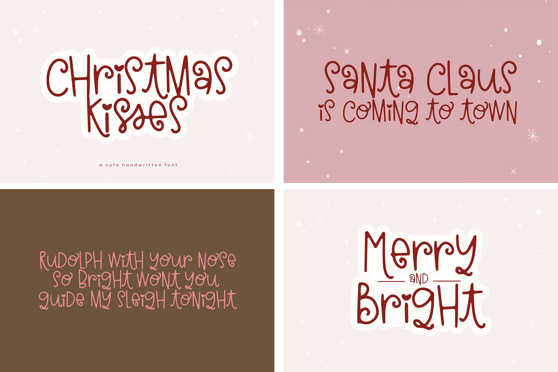 Font Bundle - Handwritten Fonts for Crafters! example image 7