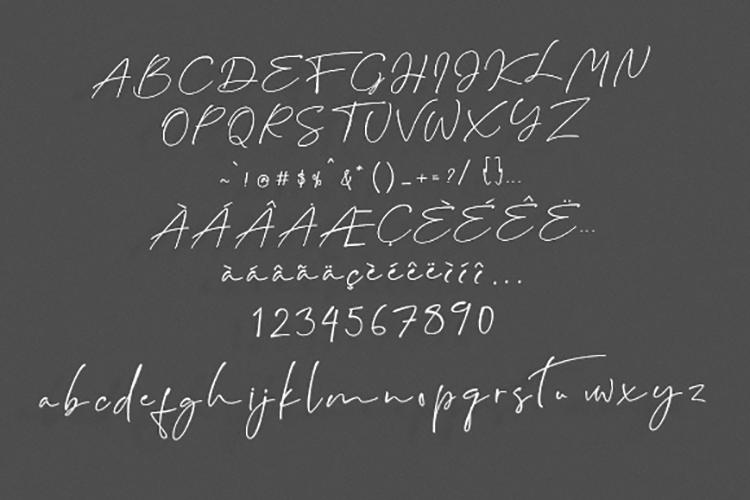 Pandawa Script example image 7