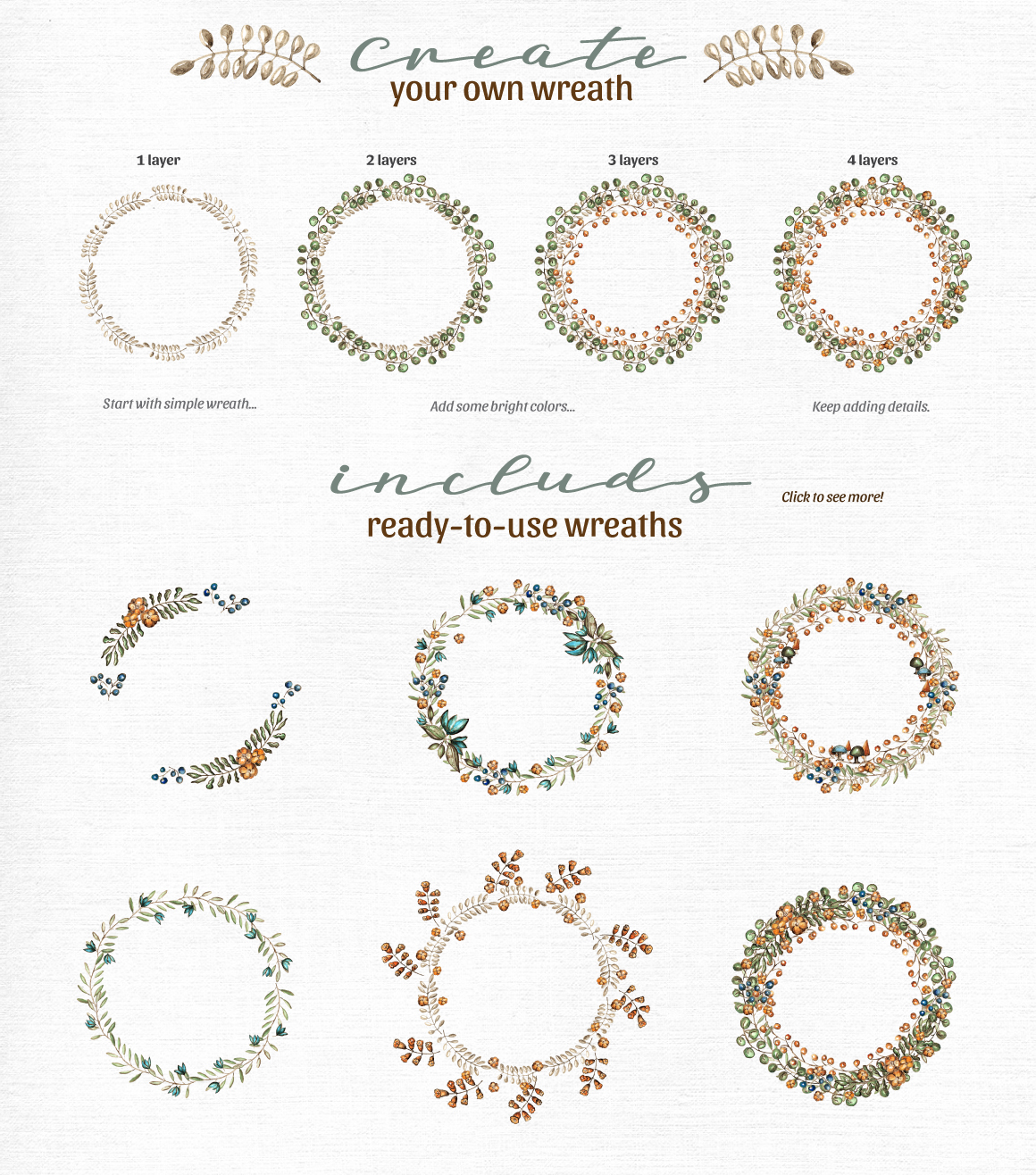 Rustic Wreath Creator example image 3