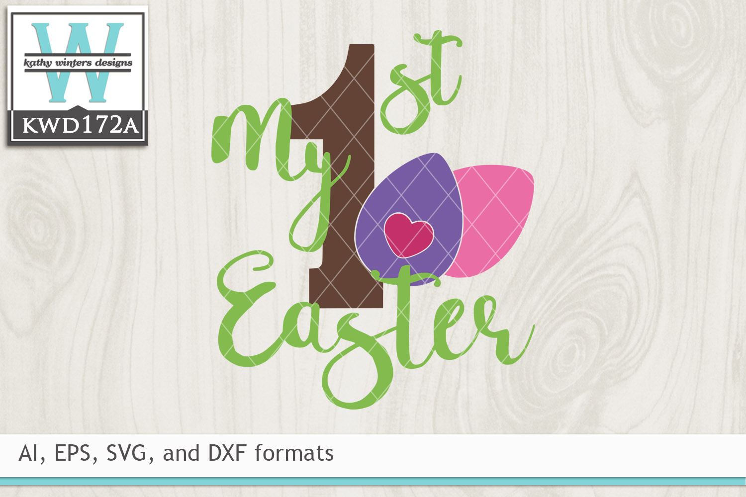 Easter SVG - My First Easter example image 2