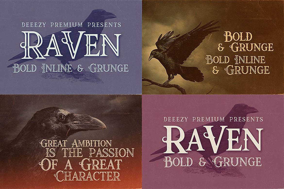 5 Fonts Bundle 1 example image 5