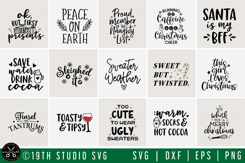 SVG Bundle | Mega SVG Bundle Vol.3 | SVG DXF EPS PNG example image 10