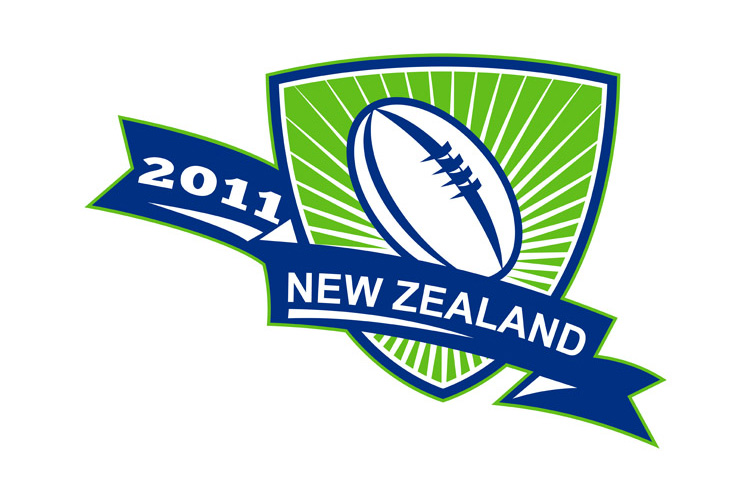 New Zealand 2011 Rugby Ball Shield example image 1