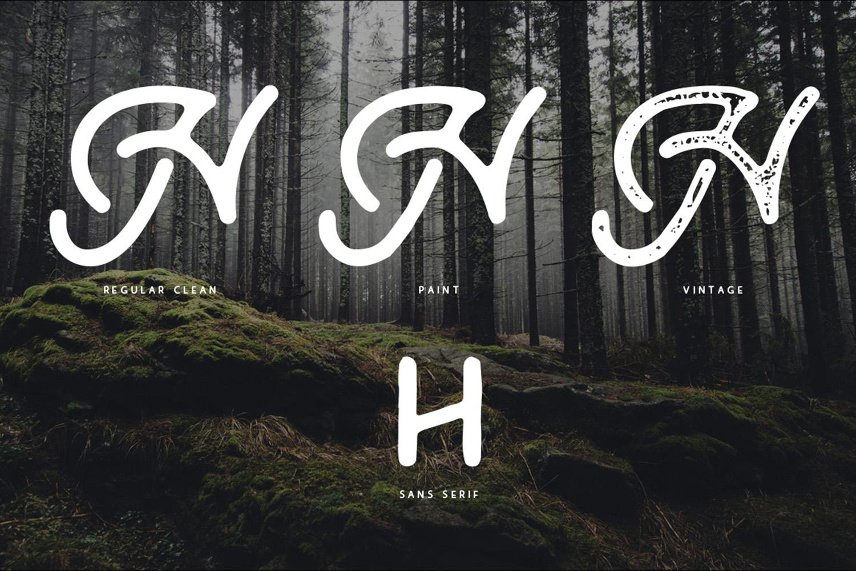 Ramblin Font Duo (15% OFF) example image 2