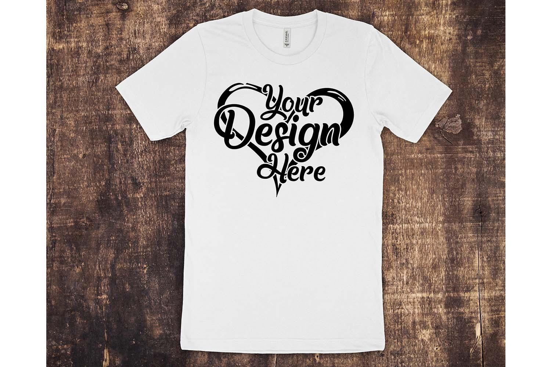 Bella Canvas 3001 Mockup Bundle T-Shirt Mock Ups 064 example image 3