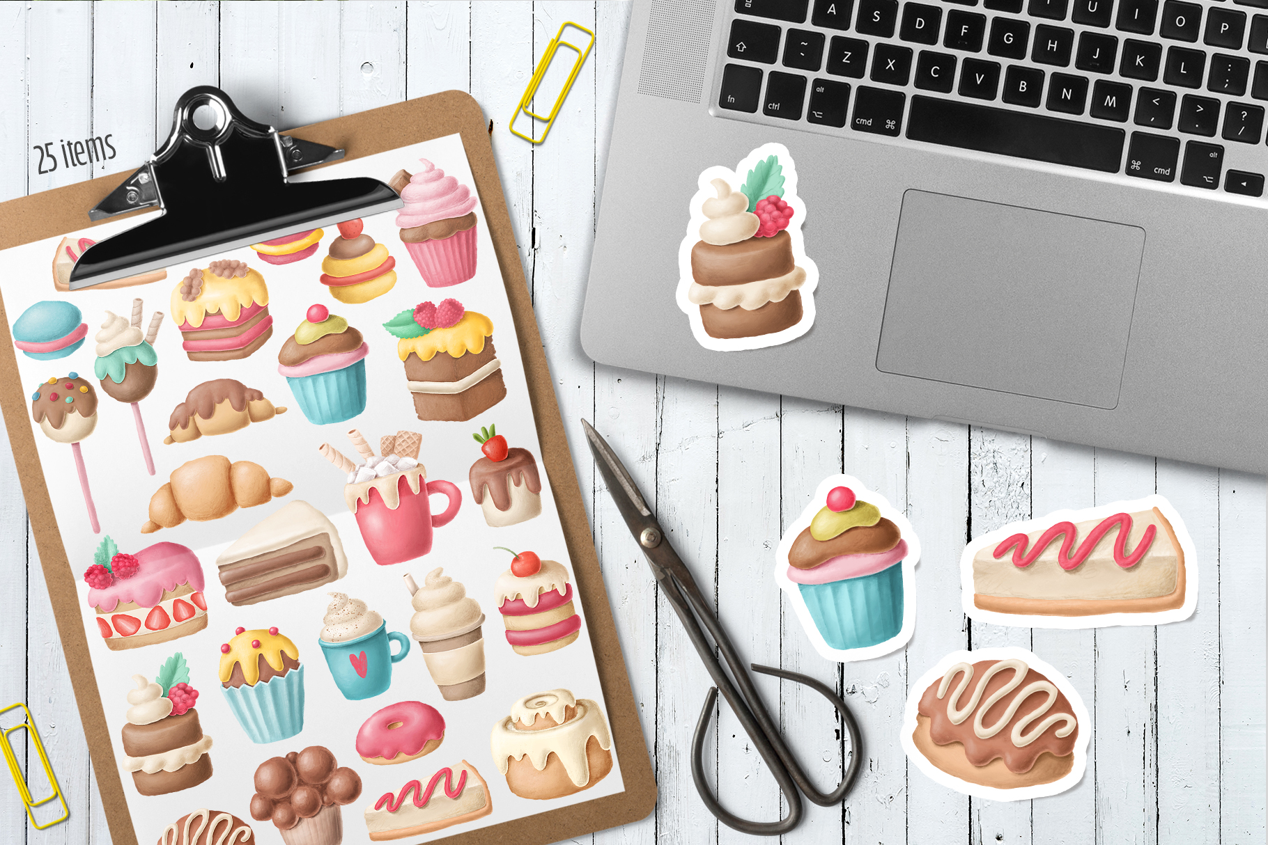 Dessert clipart collection example image 5
