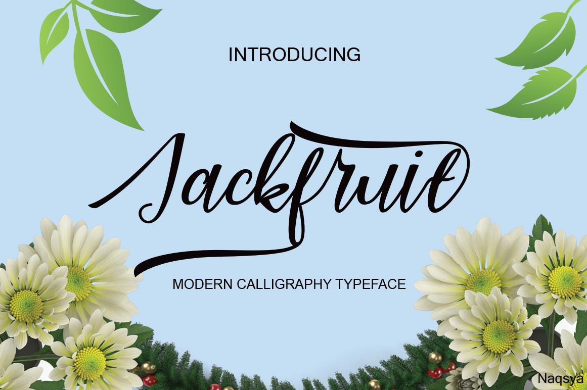 Jackfruit example image 1