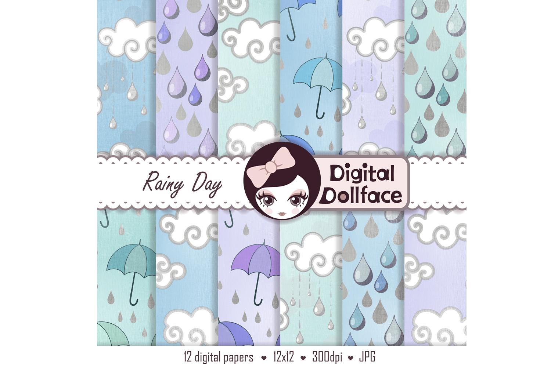 Rainy Day Patterns example image 2
