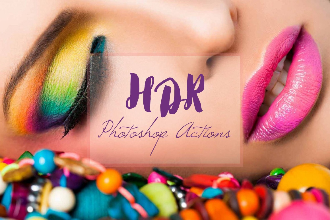 HDR Effect - Photoshop Actions example image 2