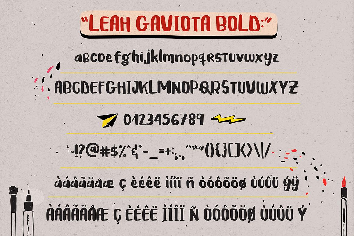 Leah Gaviota example image 6
