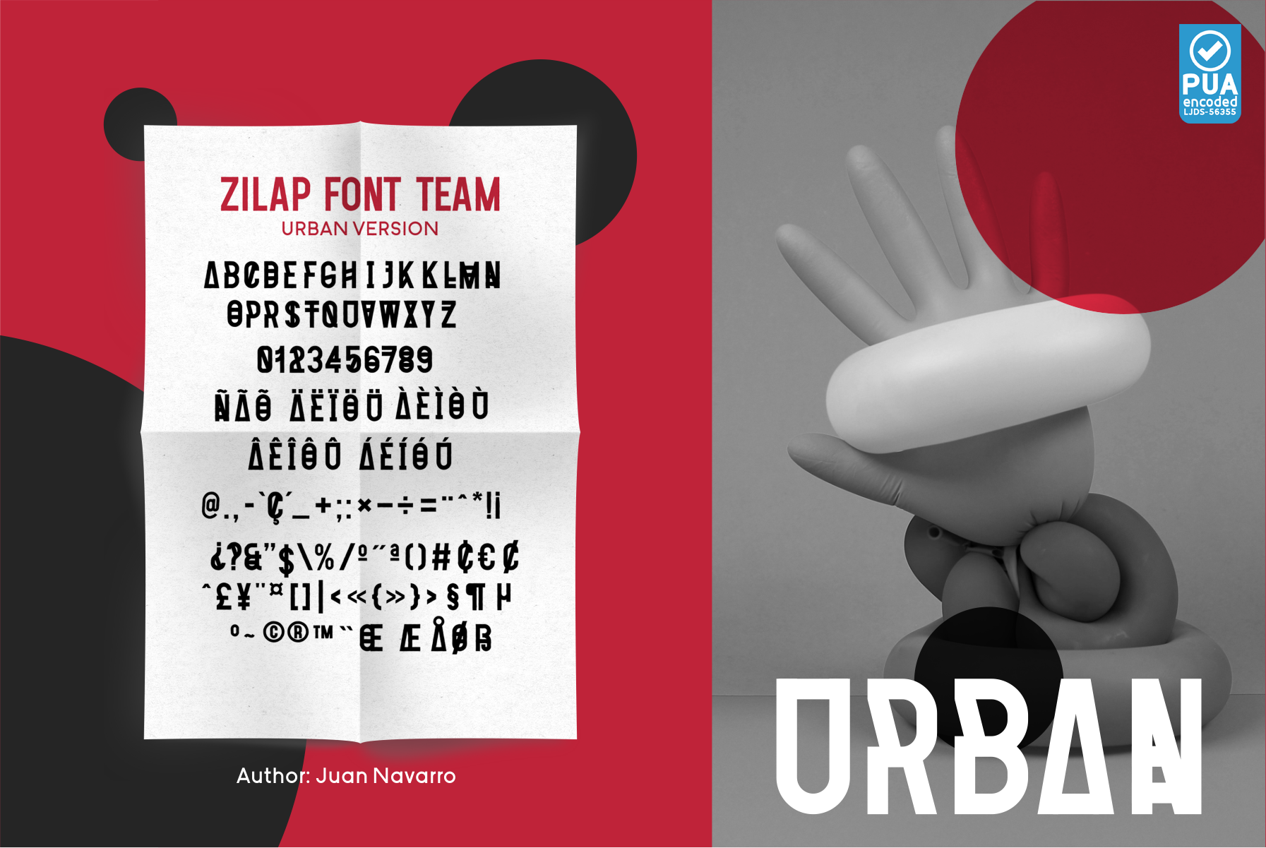 Zilap Font Team example image 2