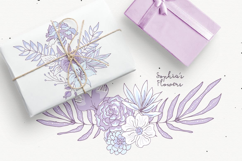 Sophia's Flowers example image 4