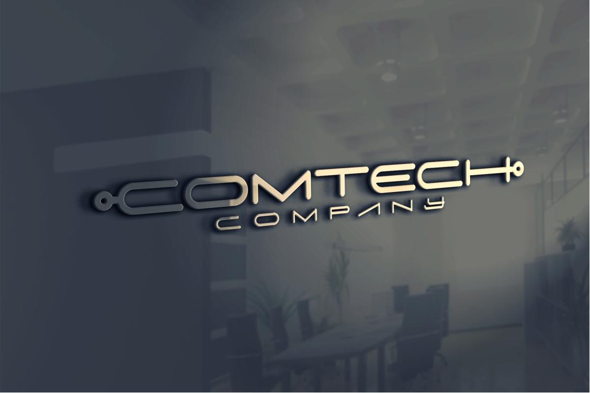 Digitechno - Futuristic Font example image 4