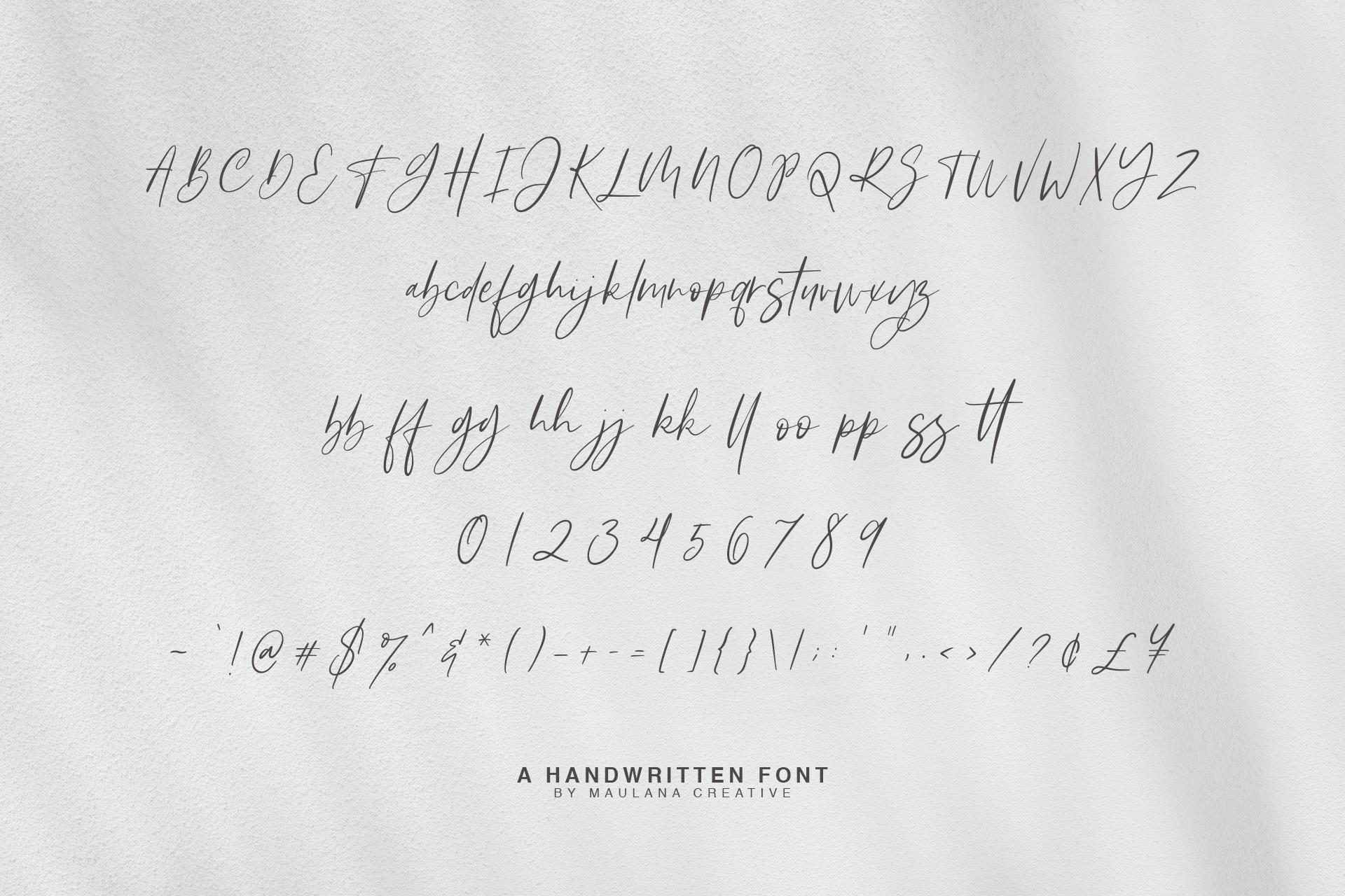 Cardiff Typeface example image 10