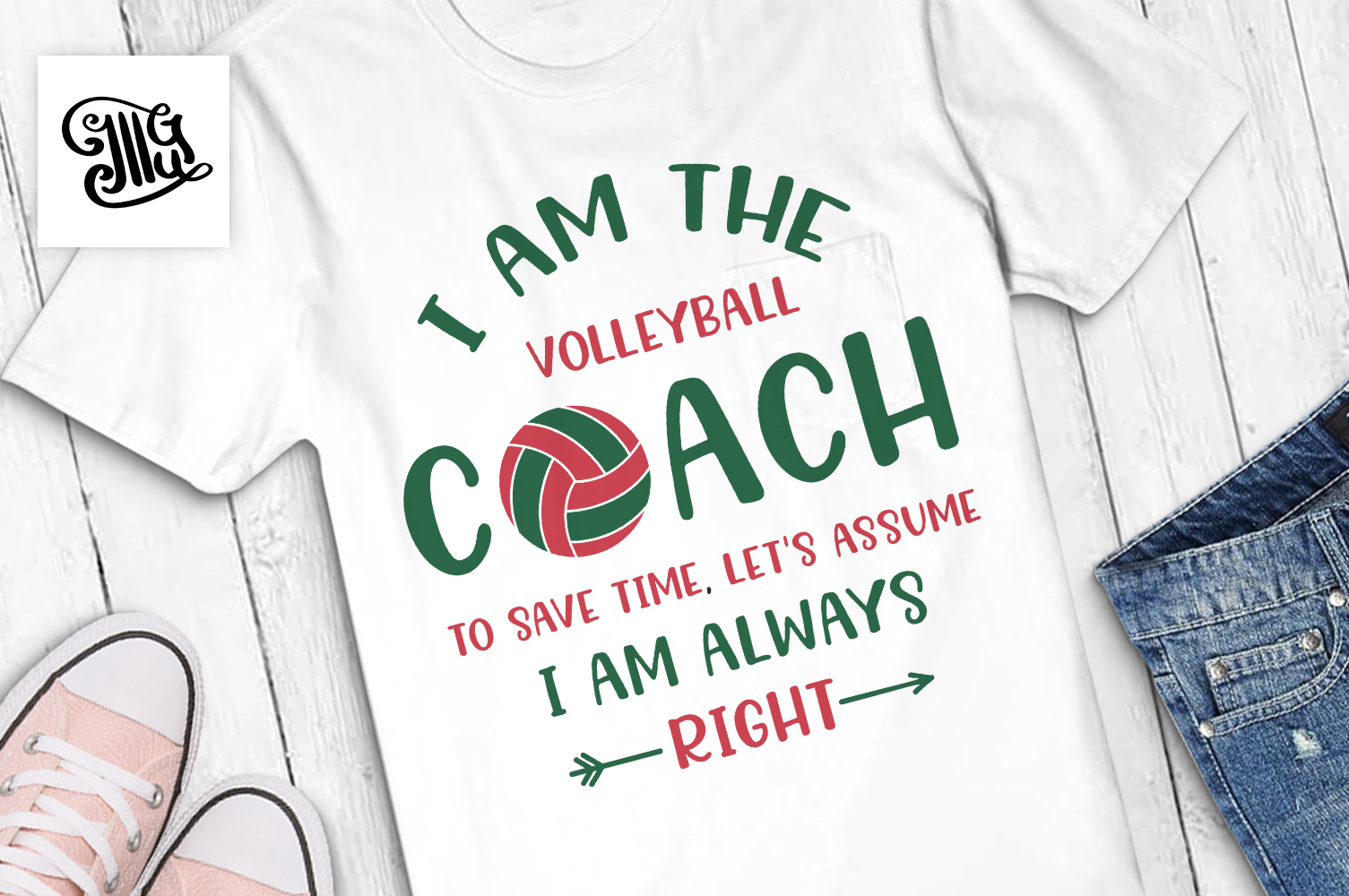 Volleyball svg bundle example image 8