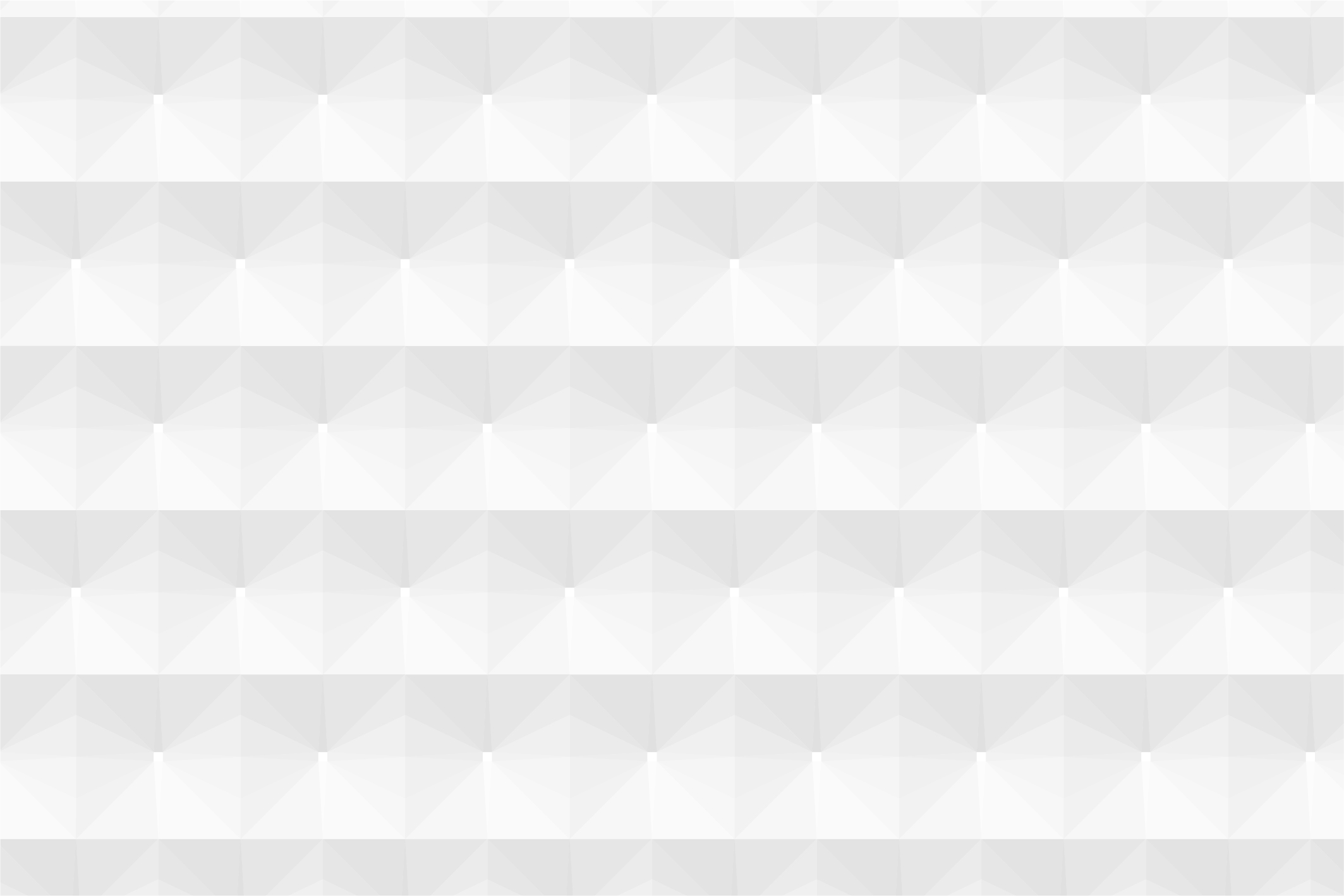 Geometric white 3d seamless textures example image 4