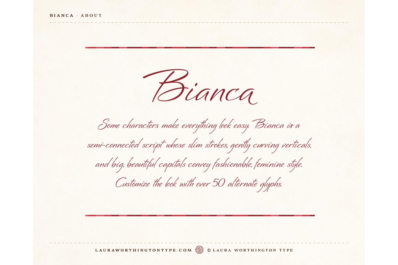 Bianca example image 3