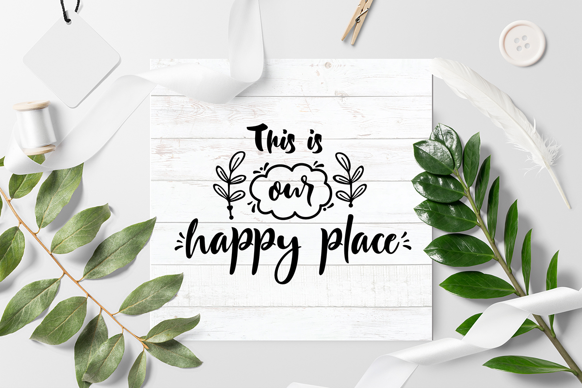 Love Family Quotes. SVG bundle. Vol. 1 example image 6