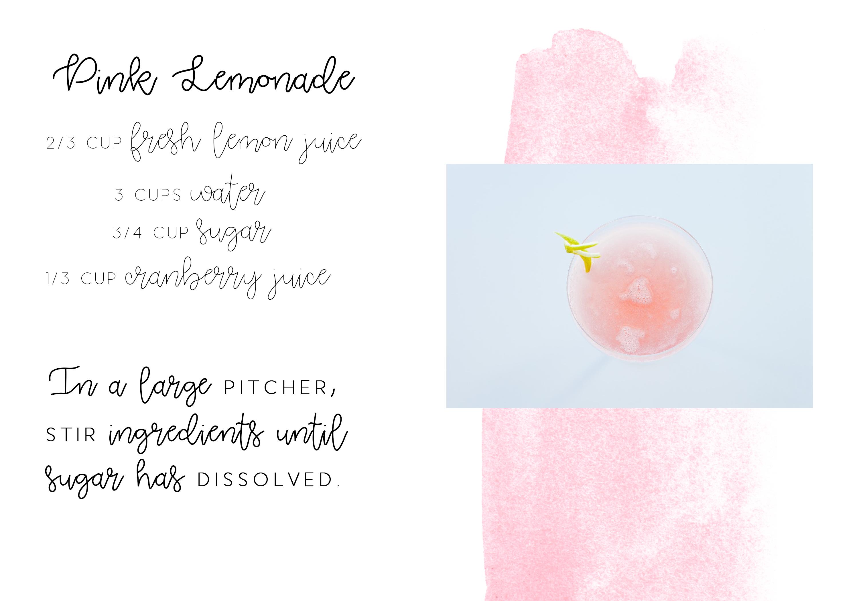 Pink Lemonade - Script Font example image 2