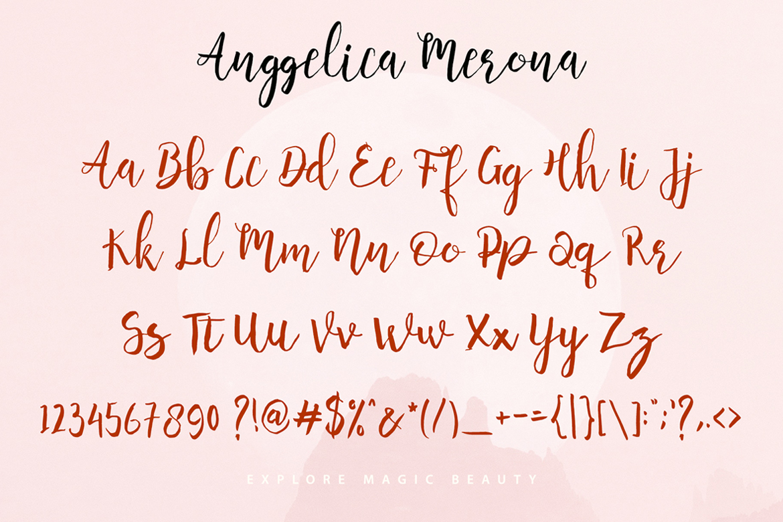 Anggelica Merona example image 8