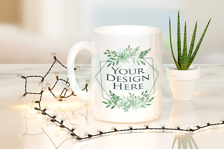 Bundle of 12 Mugs coffee Mockup example image 4