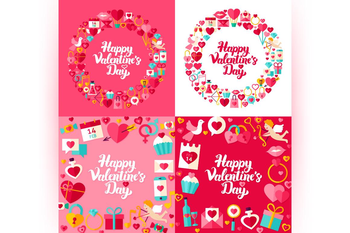 Happy Valentine's Day Concepts example image 7