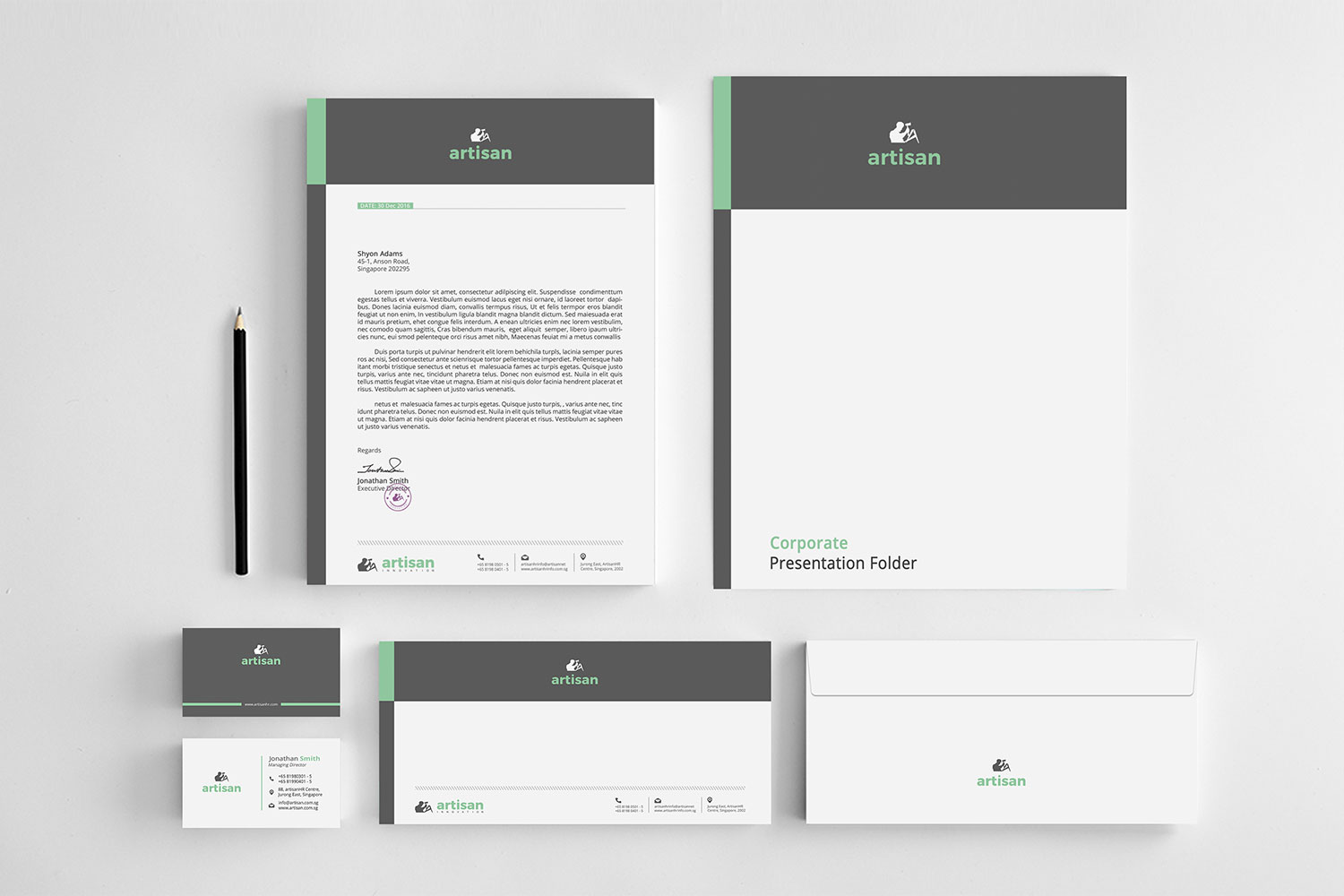Corporate Identity example image 3