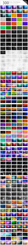 Supermassive Backgrounds Bundle example image 7
