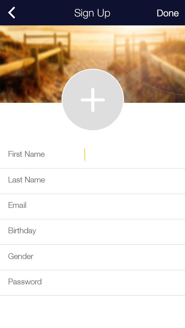 My Diary - UI Mobile Kit example image 18