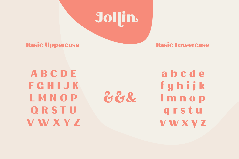 Jollin Font example image 8