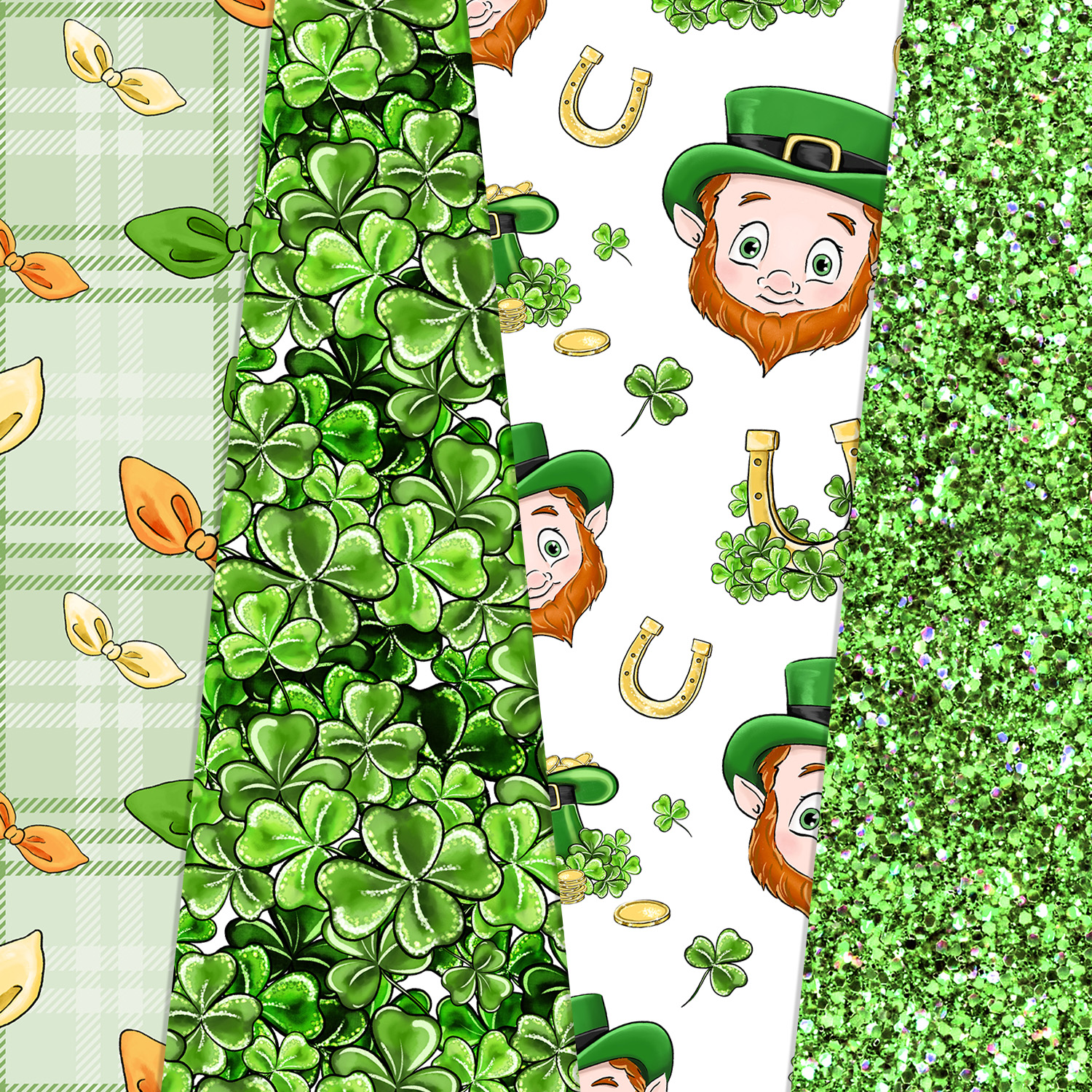 Its Your Lucky Day - Digital Pattern example image 4