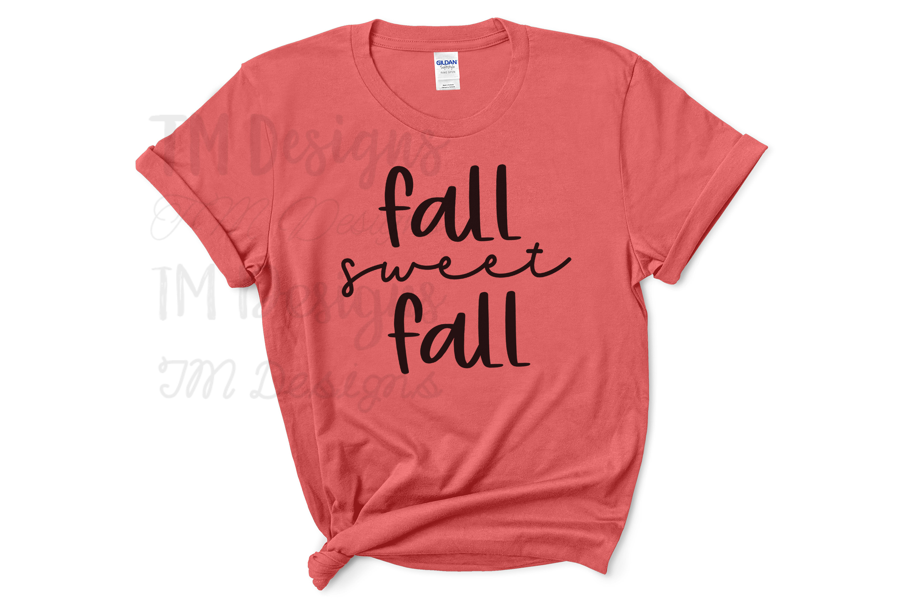 Fall Sweet Fall SVG example image 2