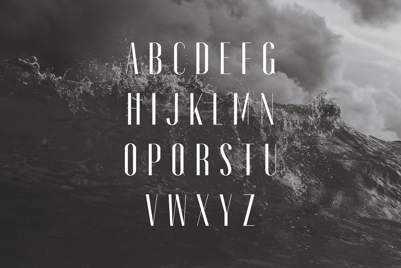 Cador Modern Sans Serif Font example image 2