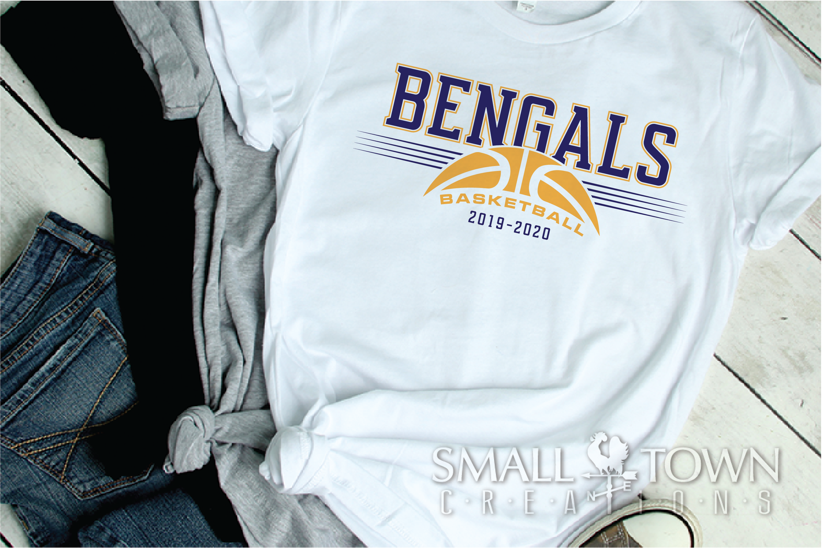 Bengal, Basketball, Sport, Team, Logo, PRINT, CUT, DESIGN example image 2